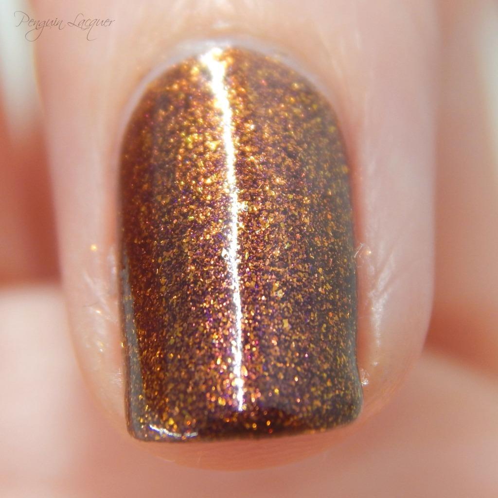 P2 Gold and crown brown splendor makro